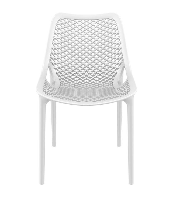 chaise moderne air. Black Bedroom Furniture Sets. Home Design Ideas