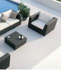 Salon de jardin modulable PULLMANN