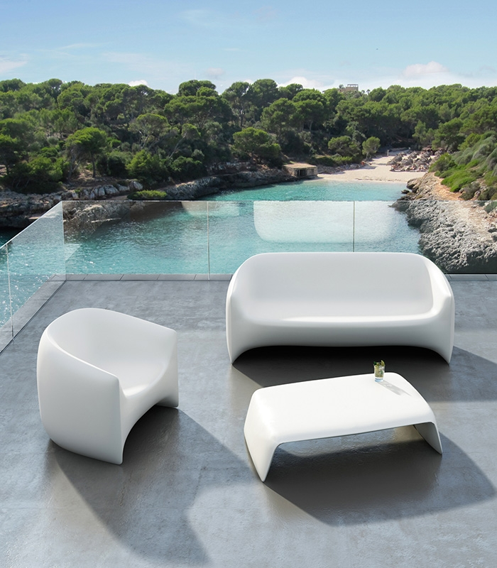 Beautiful Salon De Jardin Polypropylene #6: Concept Usine - Bandol ...