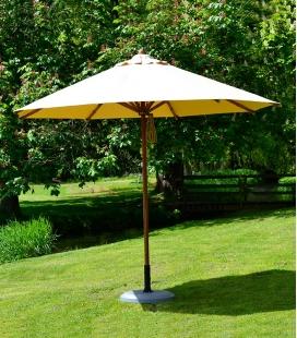 Parasol bambou et toile LEVANTE