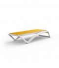 Chaise longue extérieur design SKY