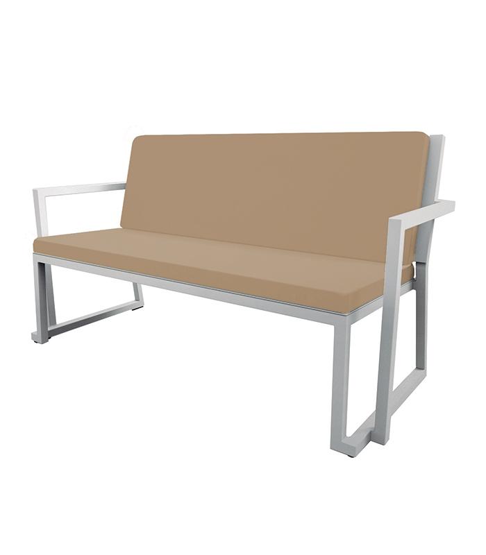 salon de jardin aluminium barcino. Black Bedroom Furniture Sets. Home Design Ideas