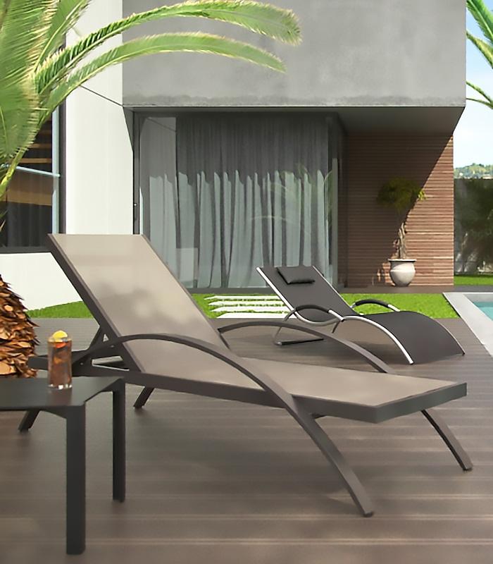 Bain Soleil Aluminium Comfort De En NnOk0wP8X