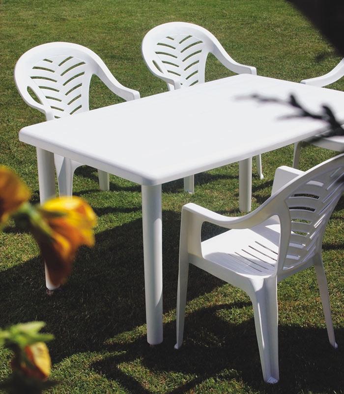 chaise plastique palma. Black Bedroom Furniture Sets. Home Design Ideas