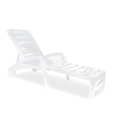 transat bain de soleil plastique ibiza. Black Bedroom Furniture Sets. Home Design Ideas