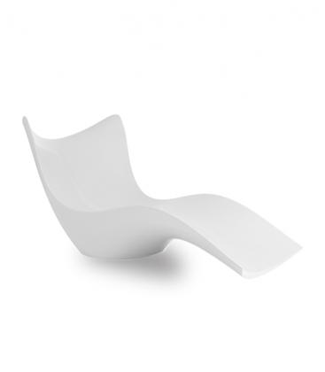 Bain de soleil design blanc SURF