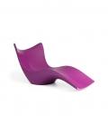 Bain soleil design fuchsia SURF