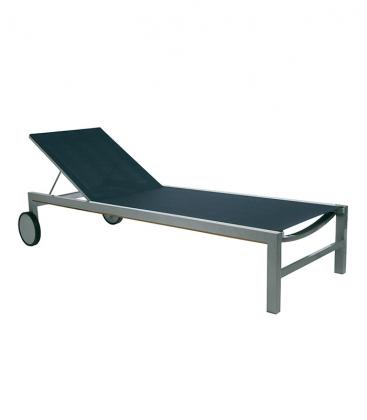 bain de soleil alu textilene cubic. Black Bedroom Furniture Sets. Home Design Ideas