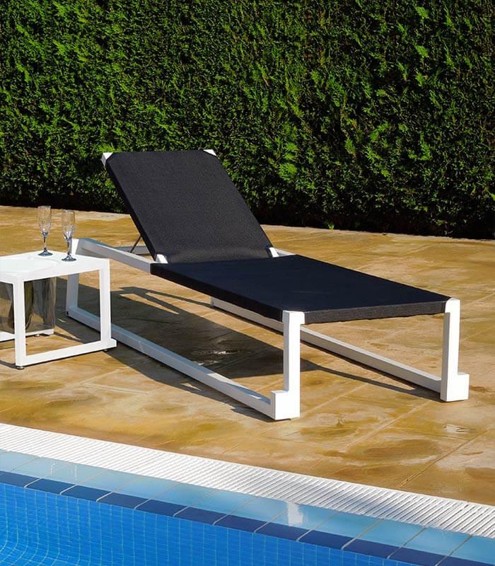 Transat jardin finest chaise longue leroy merlin avec transat et chilienne de jardin en tissu - Chilienne leroy merlin ...