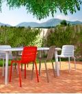 Chaise terrasse GINA