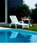 Bain de soleil piscine IBIZA