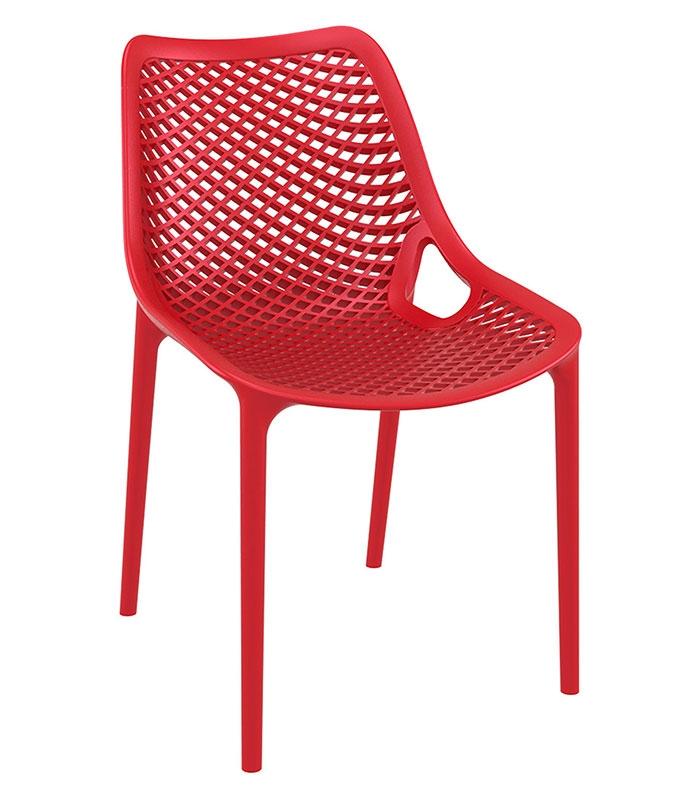 chaise contemporaine grid. Black Bedroom Furniture Sets. Home Design Ideas
