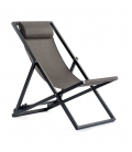 Chilienne chaise longue