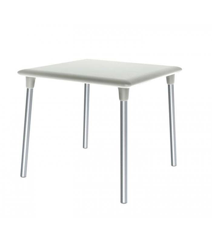 Set table et 4 chaises hey bain de soleil marina for Fauteuil de jardin bain de soleil
