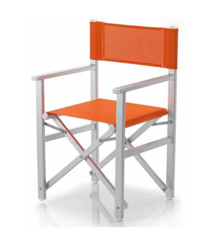fauteuil metteur en scene aluminium - Fauteuil Metteur En Scene