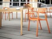 Un fauteuil de terrasse intemporel !